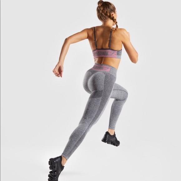 7bed1f6c9e652d Gymshark Pants | Flex High Waisted Leggings | Poshmark